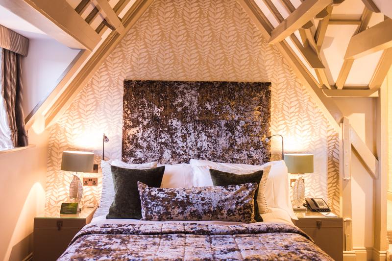 Pennyhill Park Standard Bedroom