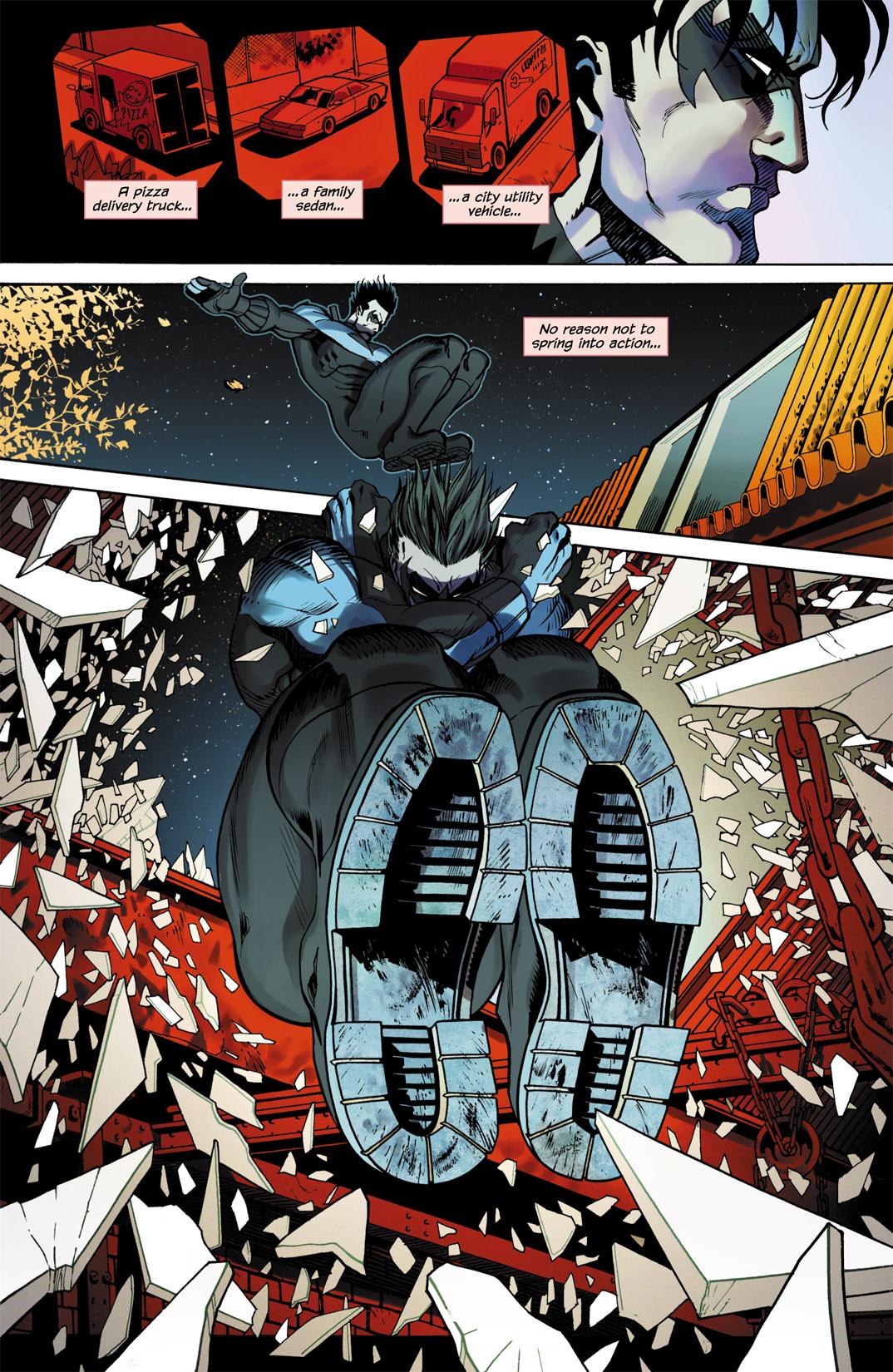 Detective Comics (1937) 851 Page 17