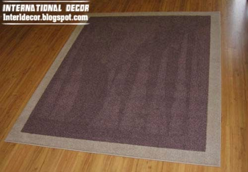 Simple Area Rug For Living Room Purple U0027