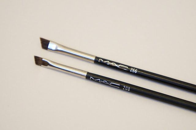 mac brow pencils