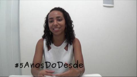 #5AnosDoDesde: Ana Paula Lima