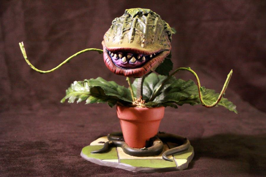 9b3cfea42e5df9 Little Shop of Horrors: A Moving Plot of an other-world's unmanned ...