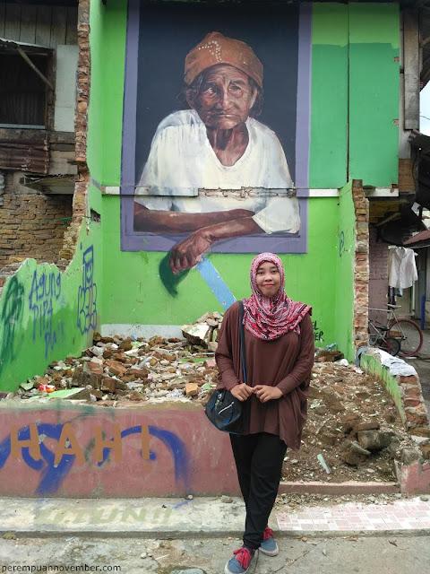 medan mural art