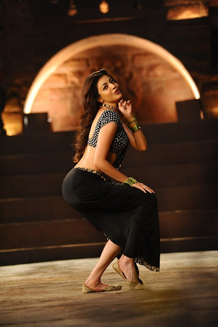 Kajal Agarwal First Look in janatha garage