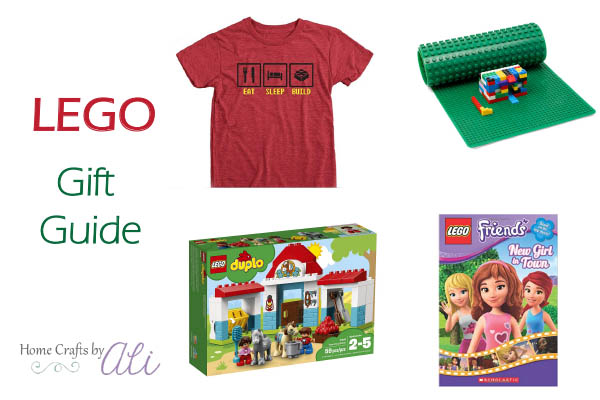 Shopping guide for lego gifts