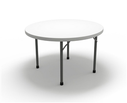 Mayline Round Folding Table