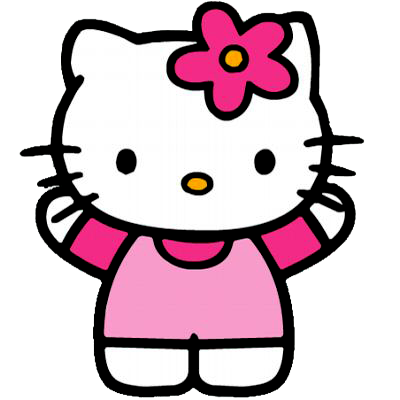4570book Clipart Hello Kitty Png In Pack 6554
