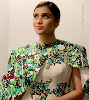 Actress Mannara Chopra Ramp Show in Fashion Dress at Delhi  0002.jpg