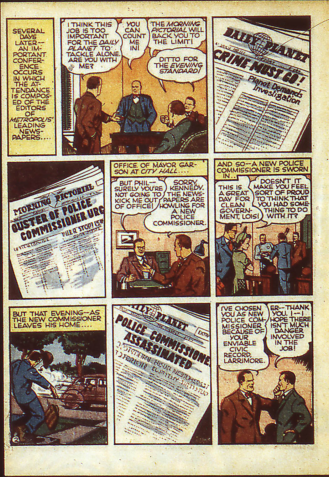 Read online Action Comics (1938) comic -  Issue #37 - 4