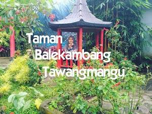 Taman Balekambang Tawangmangu, Wisata yang Akan Membuatmu Serasa Keliling Dunia