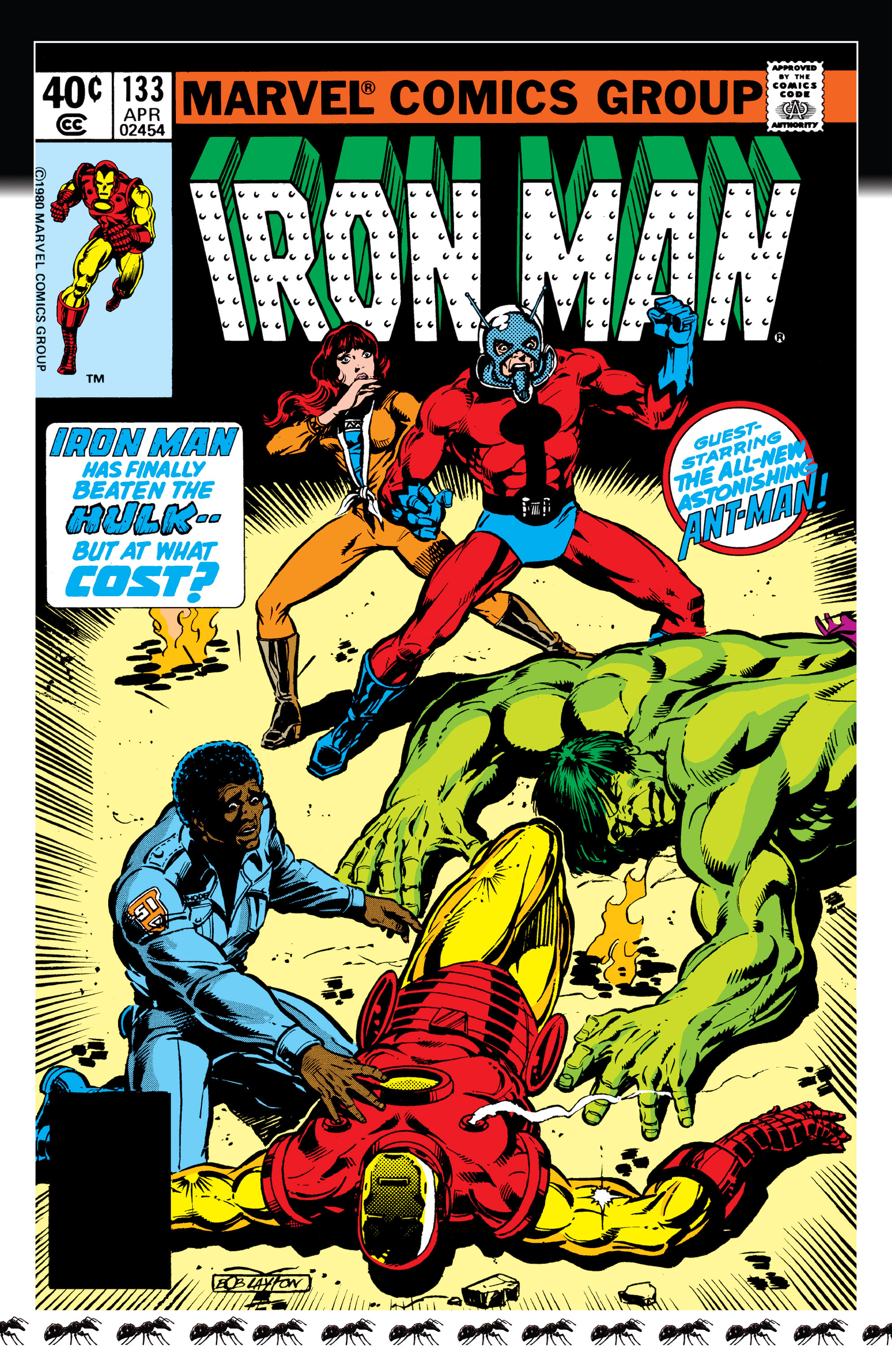 Read online Ant-Man comic -  Issue #Ant-Man _TPB - 82