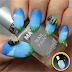 3d Bumble Bee Nail Art