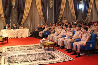 القوات المسلحة تنظم ندوة بحثية تناولت حرب المعلومات الحديثة وتأثيرها على الأمن القومى المصرى
