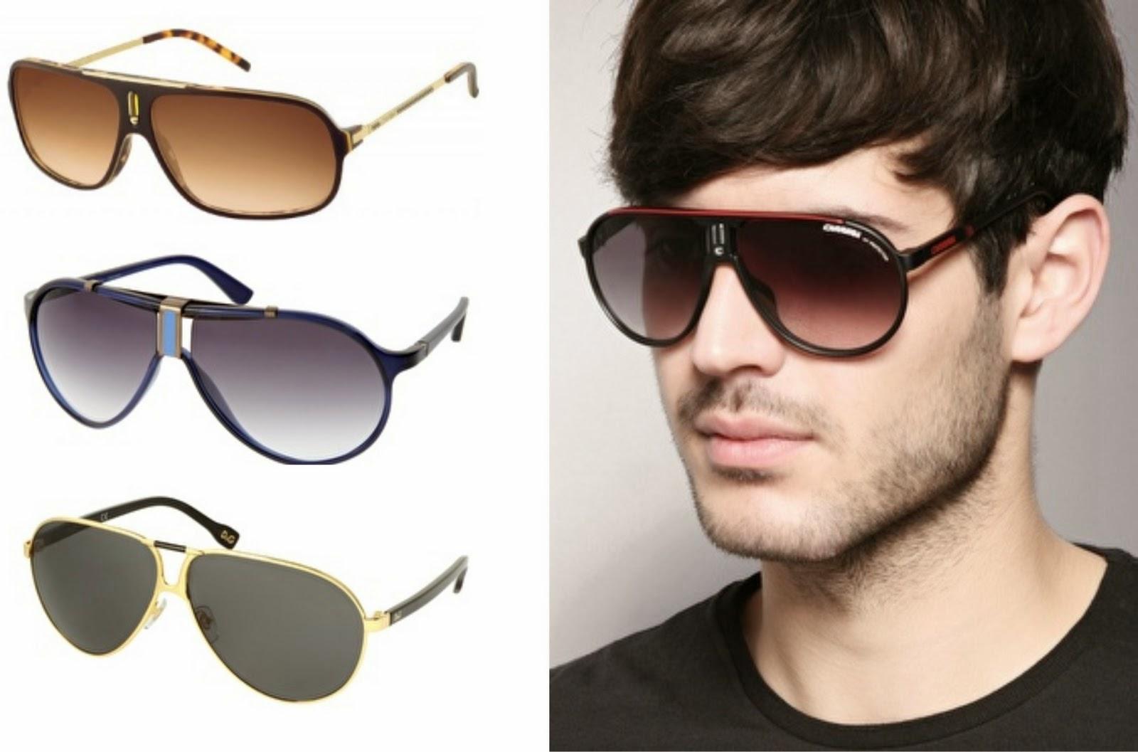 a8af4232d2f5c Existem vários modelos e marcas diferentes de óculos escuros