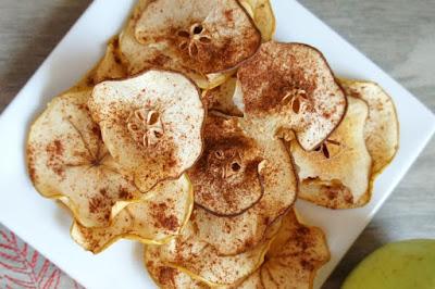 Apple Chips, Apple Recipes