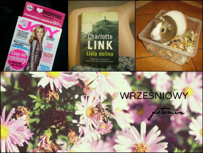FOTOMIX: wrzesień 2014 + wyniki rozdania i konkursu z Seboradin