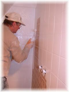 rivestimeno resina liquida piastrelle bagno