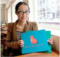 Lulu the Hong Kong Cat author illustrator