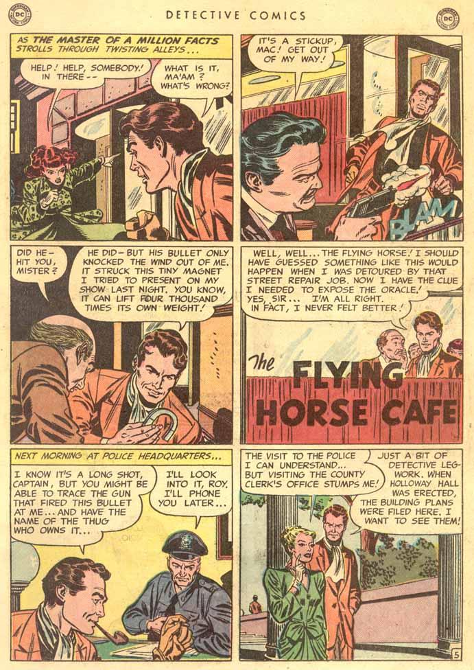 Read online Detective Comics (1937) comic -  Issue #160 - 21