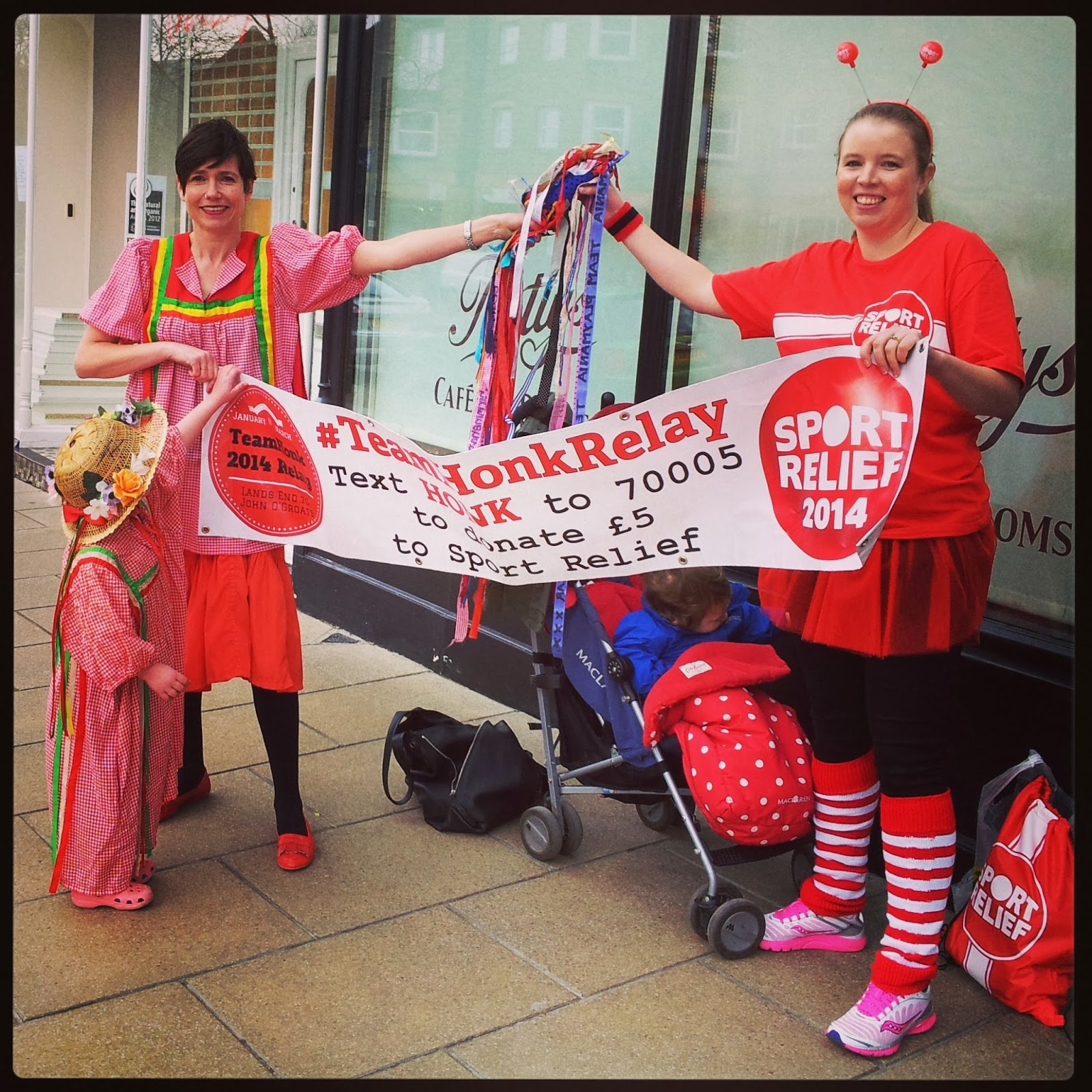 team honk relay ilkley
