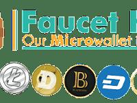 Cara daftar dan bermain di situs Faucethub.io agar menghasilkan Coin