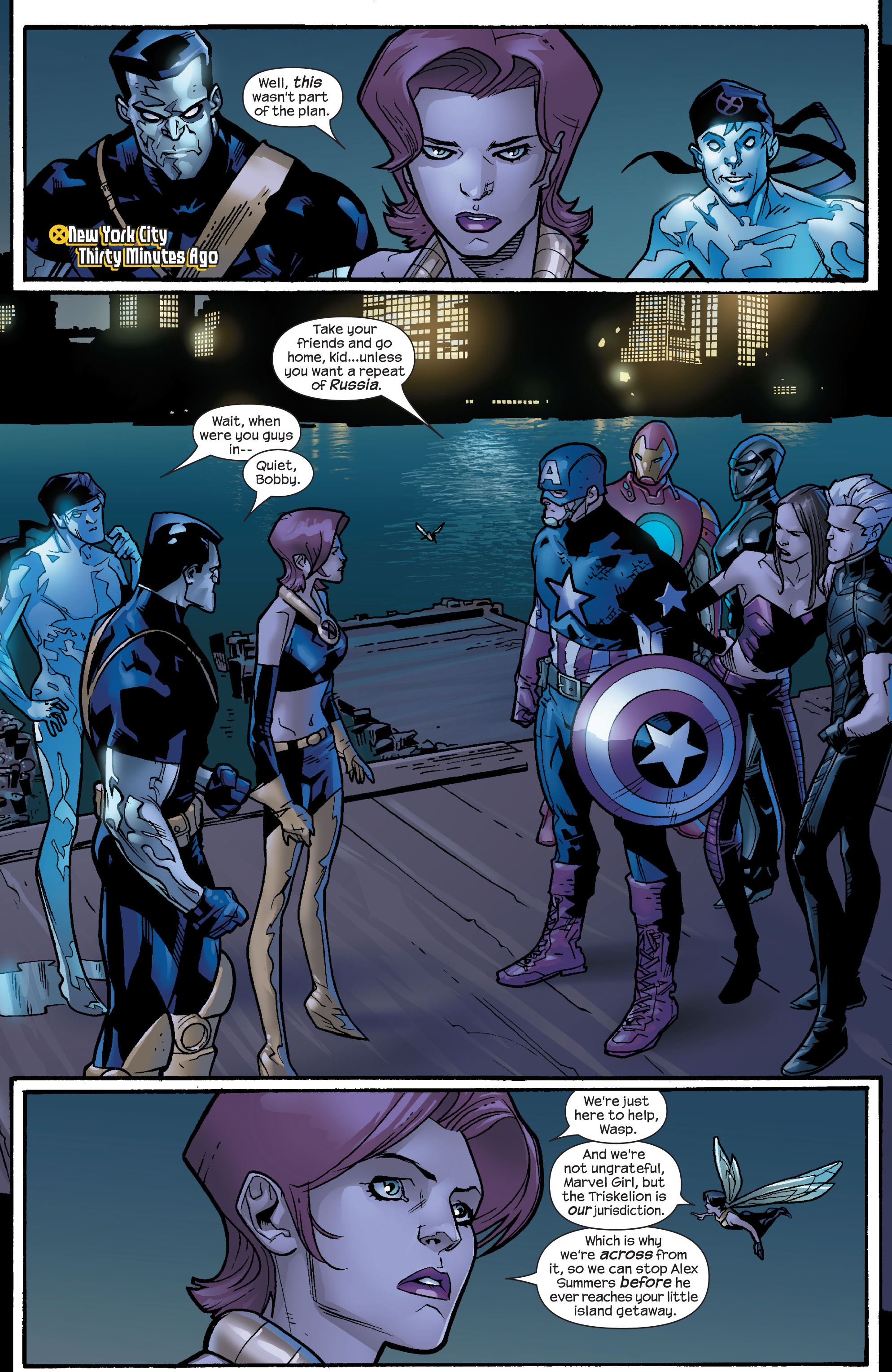 Read online Ultimate X-Men comic -  Issue #64 - 4