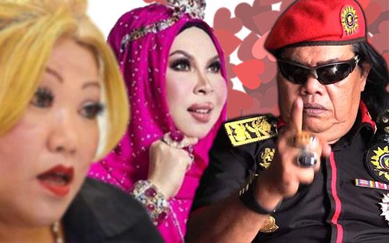 Selepas Cinta Ditolak Siti Kasim, Ayah Try Dato Vida Pula. Tapi Syaratnya Buat Ayah Terduduk.