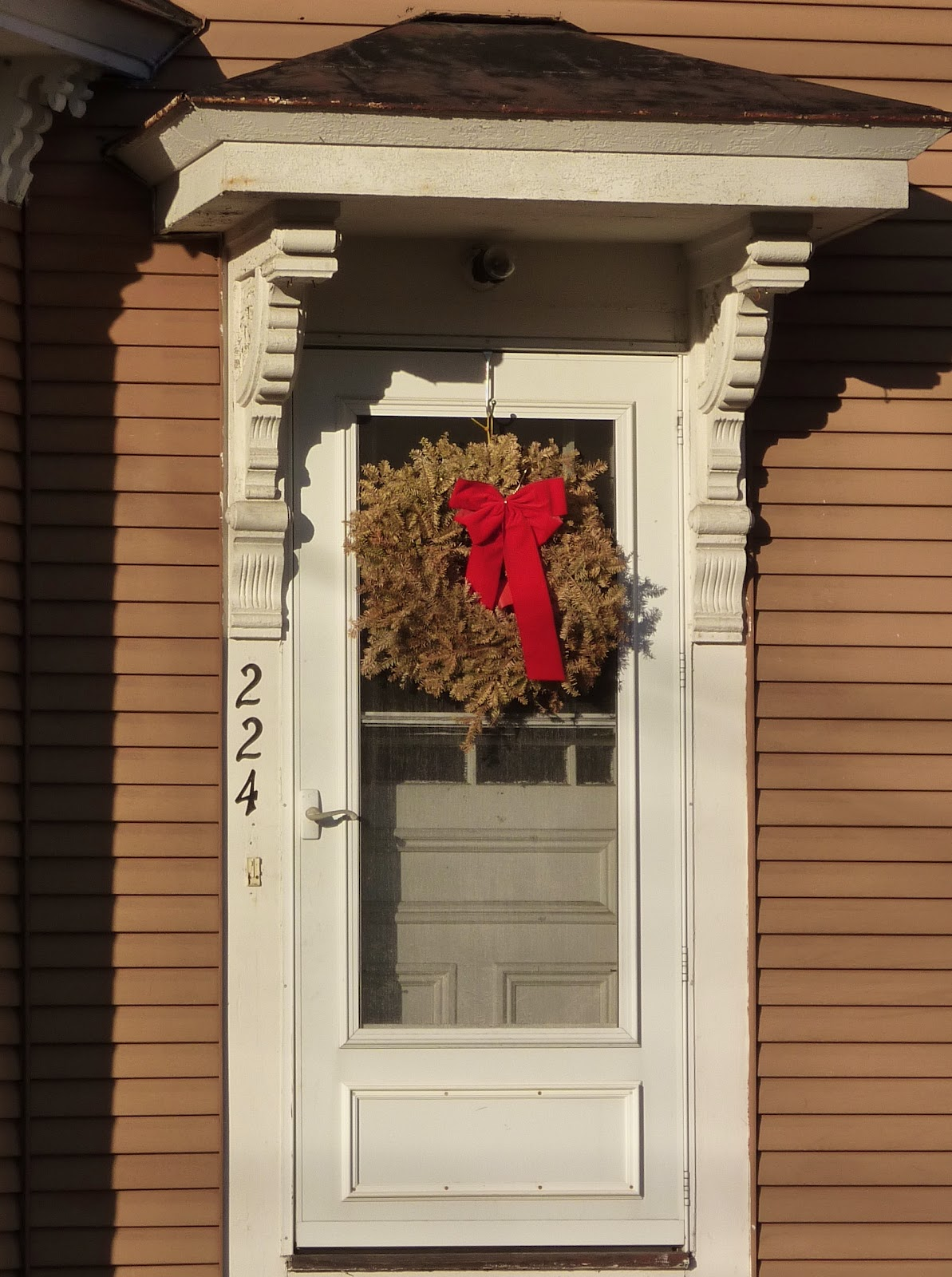 For The Love Of A House Living In New England Christmas