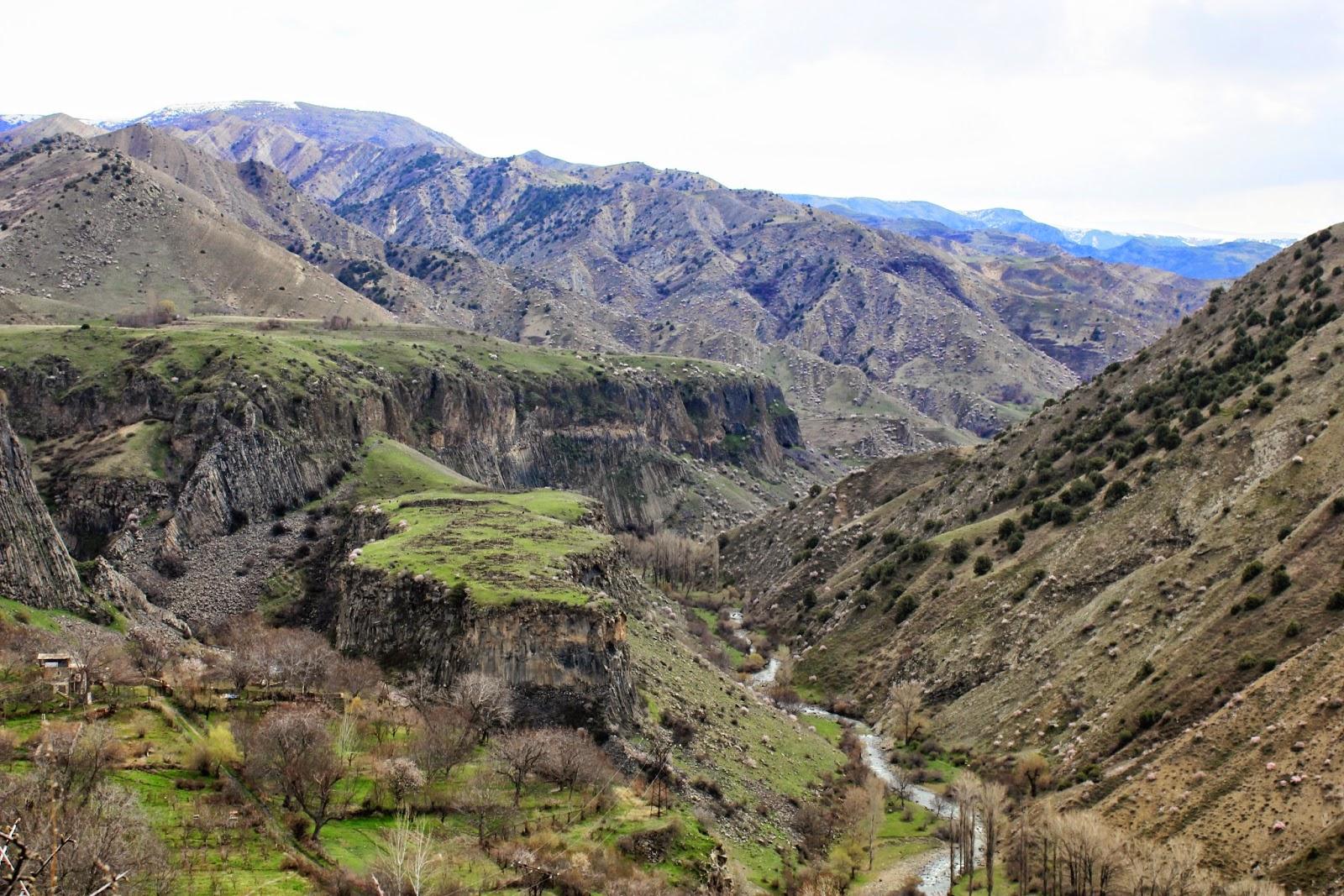 Armenia przepiękne widoki