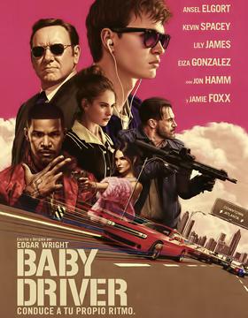 Baby Driver 2017-shahedfilme