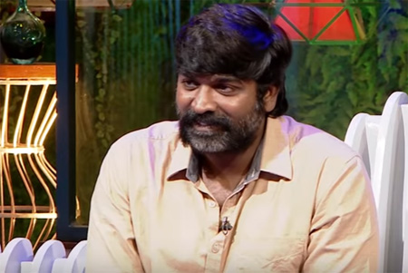A surprise for Vijay Sethupathi