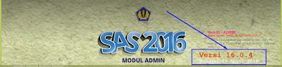 Update SAS 16.0.4