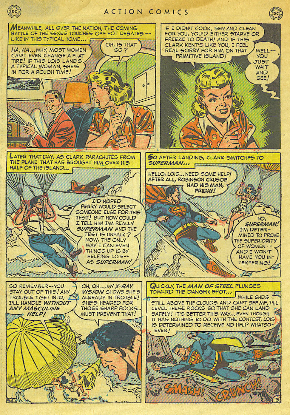 Action Comics (1938) 154 Page 4