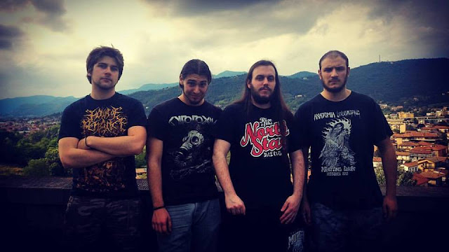 Helion, Technical Death Metal Band from Italy, Helion Technical Death Metal Band from Italy