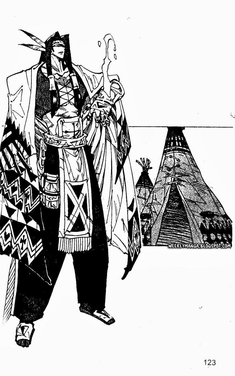 Shaman King [Vua pháp thuật] chap 141 trang 8