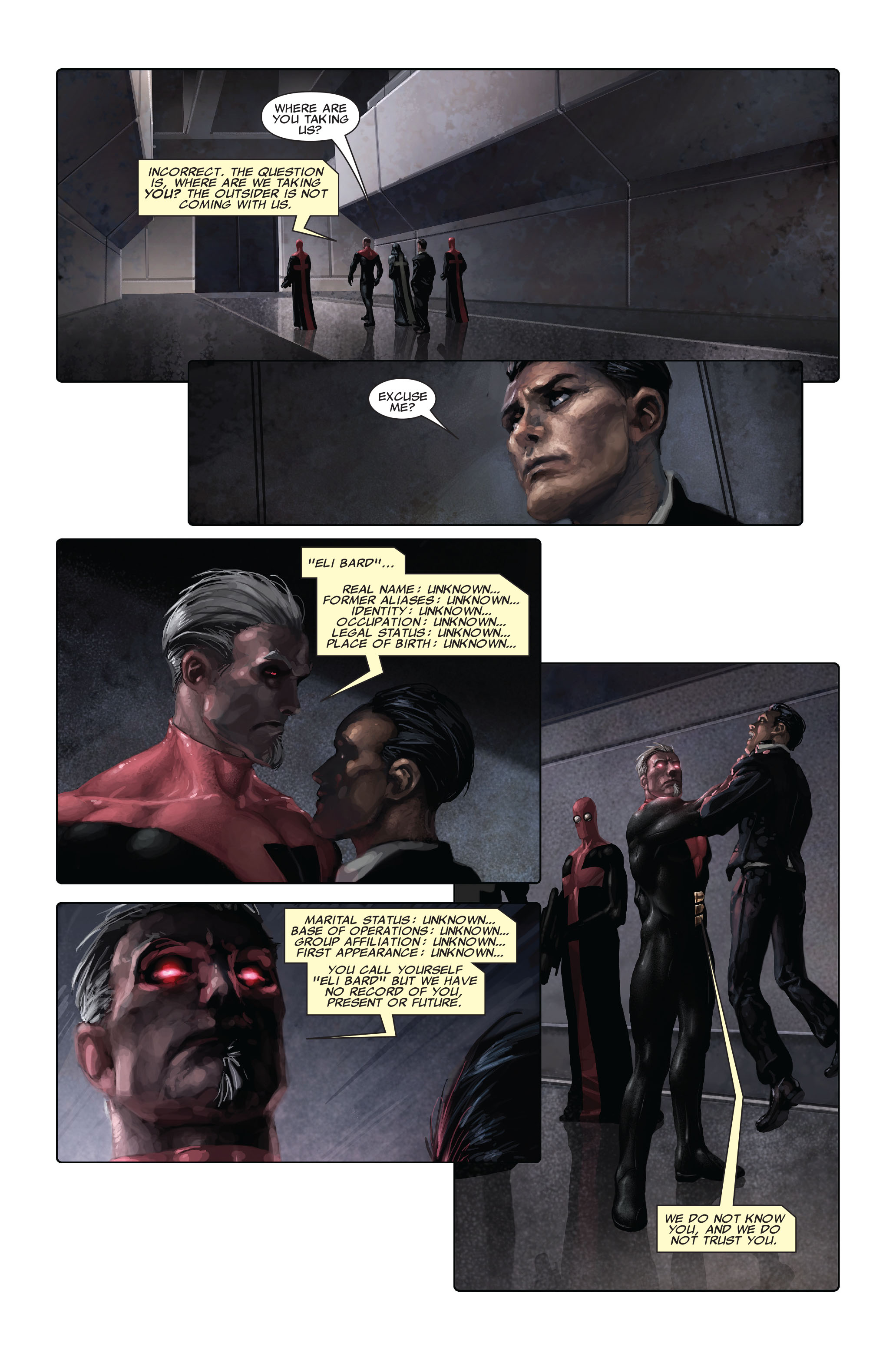 Read online X-Force (2008) comic -  Issue #3 - 15