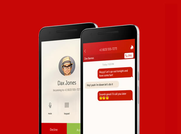 Hushed Private Phone Line Discount Coupon 82% Off for Lifetime Subscription