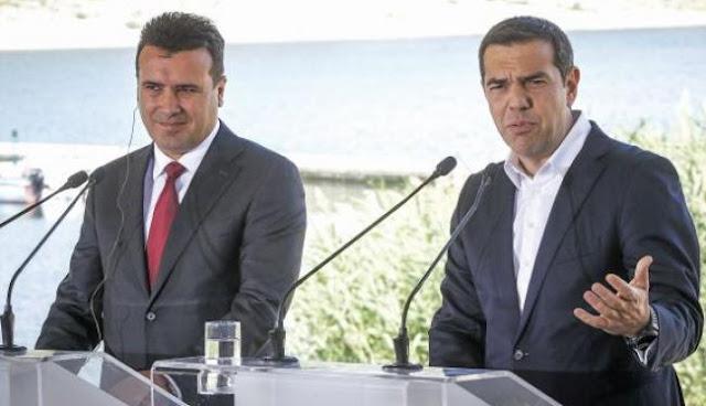 Οι Πρέσπες ανακατεύουν την τράπουλα στα κόμματα