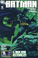 Batman - Journey into knight Tomo 12