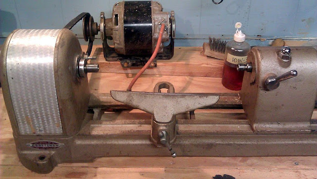 The Wood Knack How To Buy A Vintage Wood Lathe