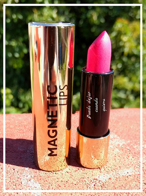 Magnetic lips hoy pink