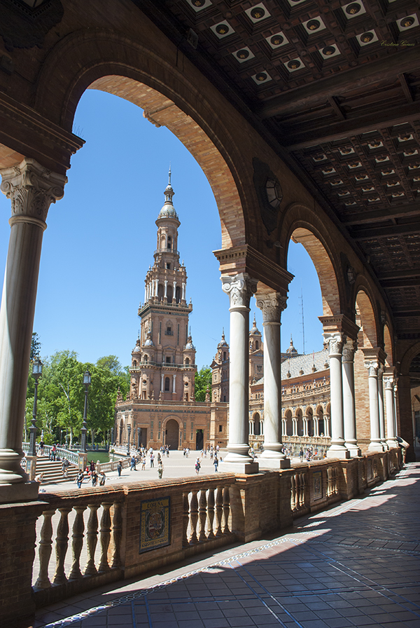 instagram worthy spots places spain instagrammable plaza españa seville