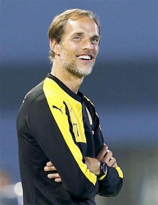 Dortmund đón HLV mới Thomas Tuchel.