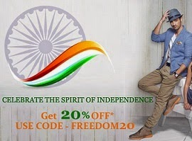 Bata Independence Offer: Get Flat 20% Discount on Bata Footwears, Accessories (Valid on All Products till 18th Aug'14)