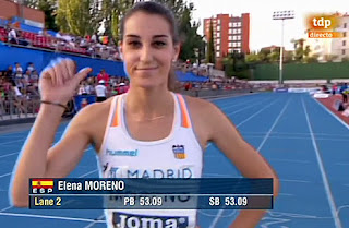 Atletismo Aranjuez Mitin Madrid