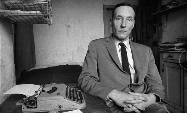 Biografía de William Burroughs