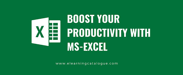 MS-excel features