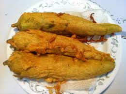 mirchon ke pakore recipe in urdu
