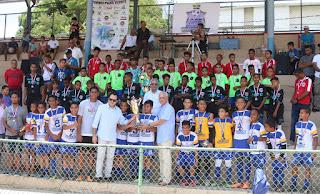 Moca campeón del Torneo Nacional de Fútbol Infantil Padre Vicente