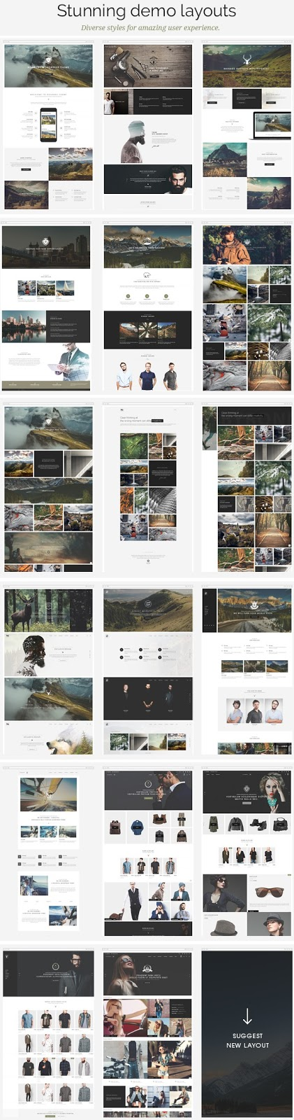 Download Multipurpose Responsive WordPress Theme 2015